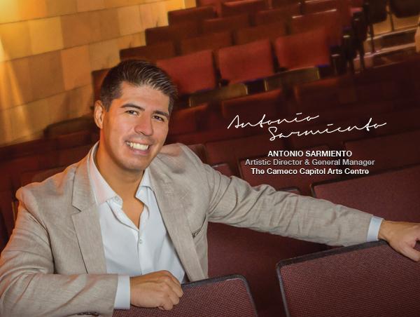 Antonio Sarmiento