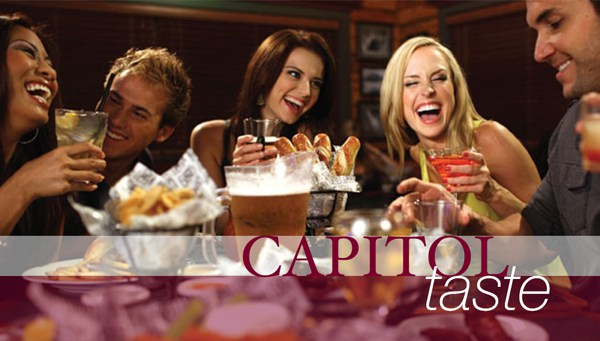 Capitol Theatre Taste - Goldent Ticket Dining Partners