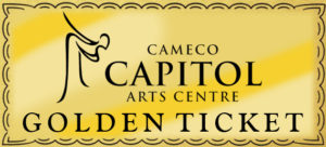 The Capitol Theatre Golden Ticket