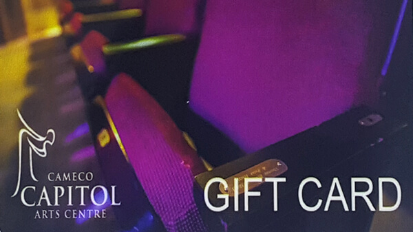 Capitol Theatre - Gift Card