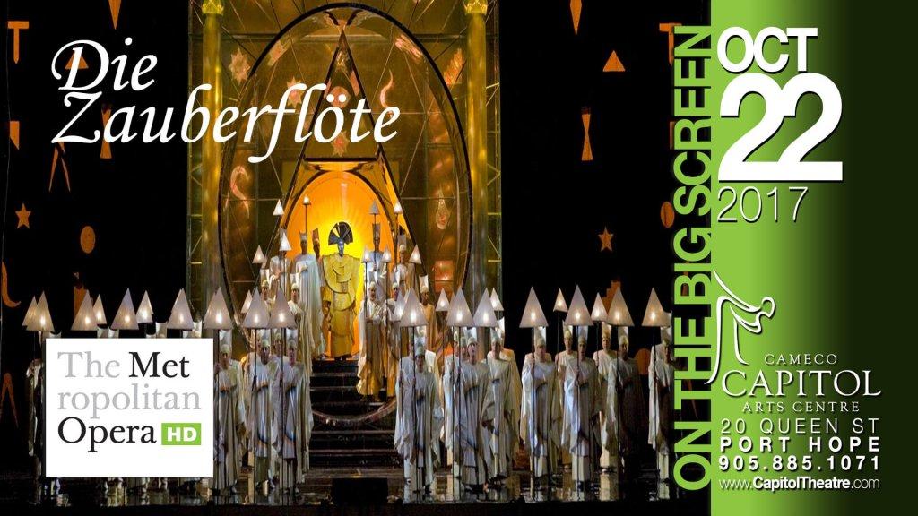 Opera Met Die Zauberflote