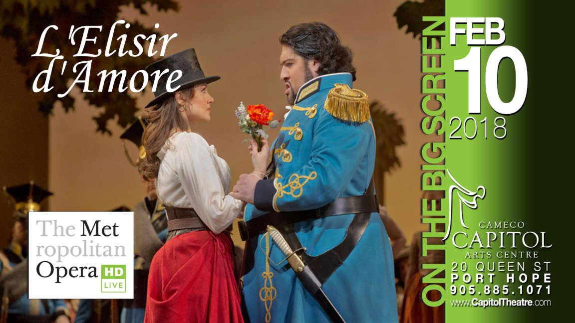 Opera Met L'Elisir D'Amore