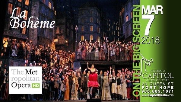 Opera Met La Boheme