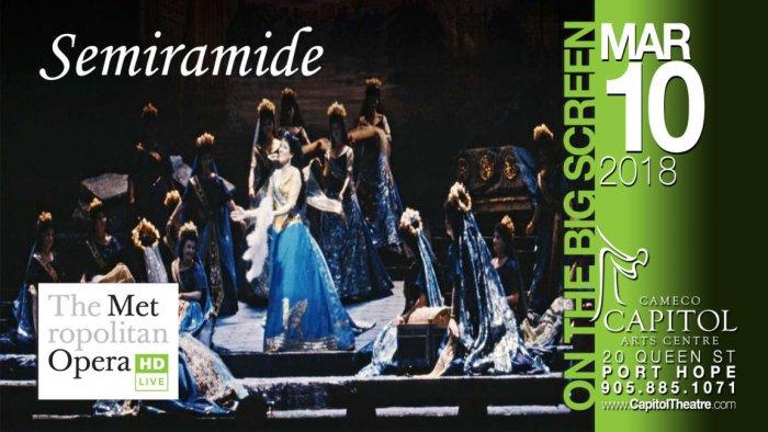 Opera Met Semiramide