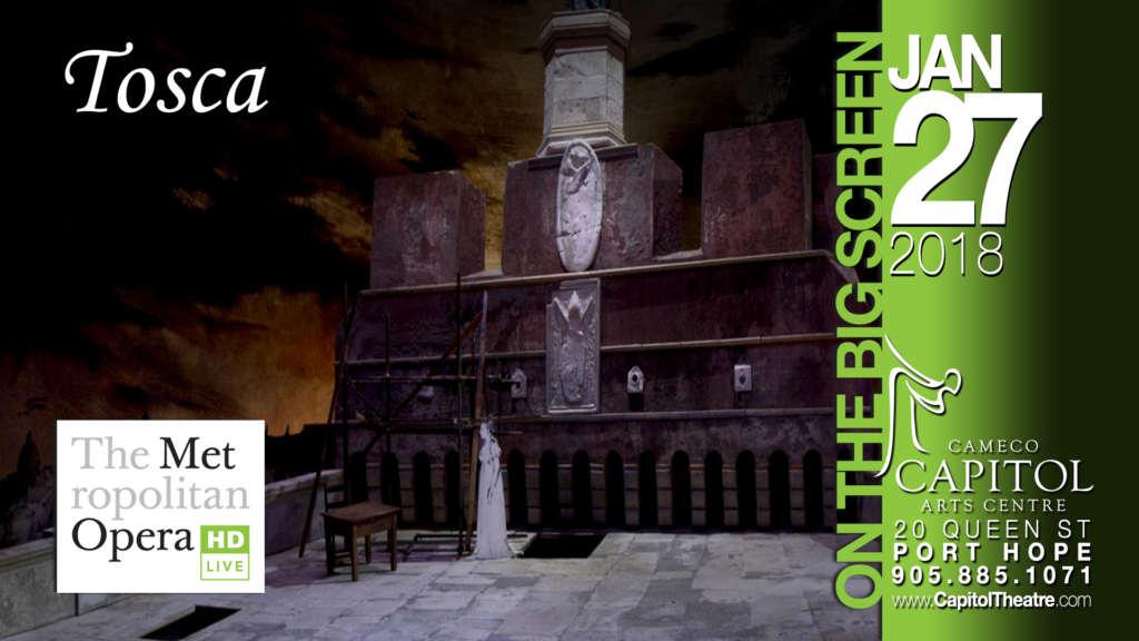 Opera Met Tosca