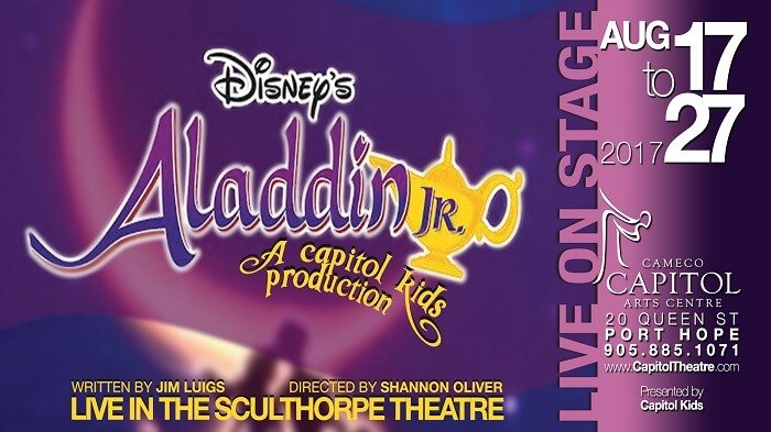 Disney's Aladdin Junior