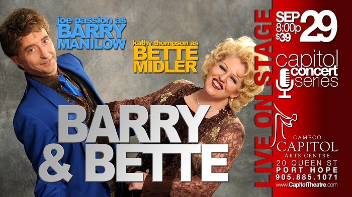 Barry and Bette