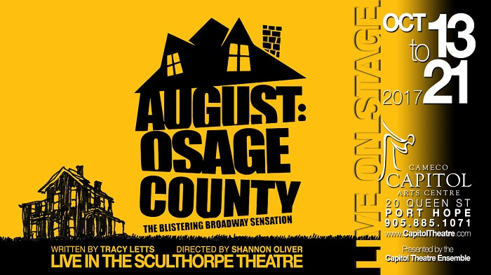 Capitol Theatre presents August: Osage County