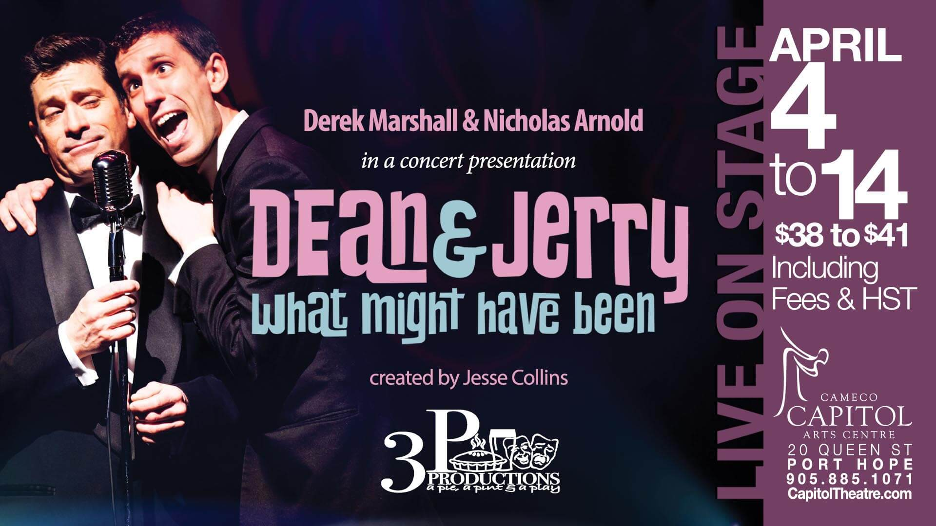 Dean & Jerry: What Might Have Been