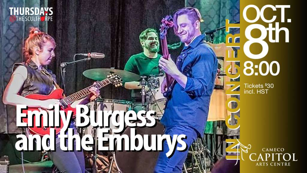 Emily Burgess and the Emburys