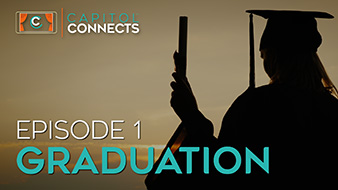 Capitol Connects Graduation visual
