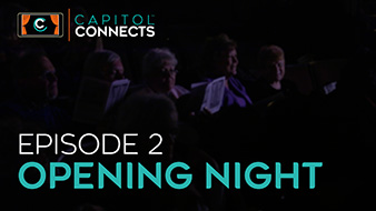 Capitol Connects Opening Night Visual
